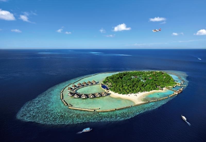 Ellaidhoo Maldives by Cinnamon Außenaufnahme