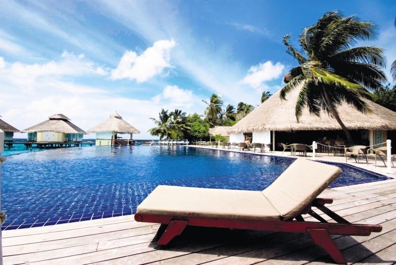 Ellaidhoo Maldives by Cinnamon Pool