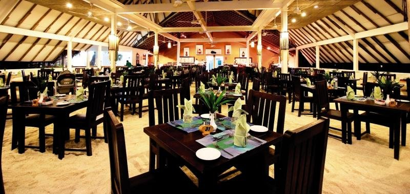 Ellaidhoo Maldives by Cinnamon Restaurant