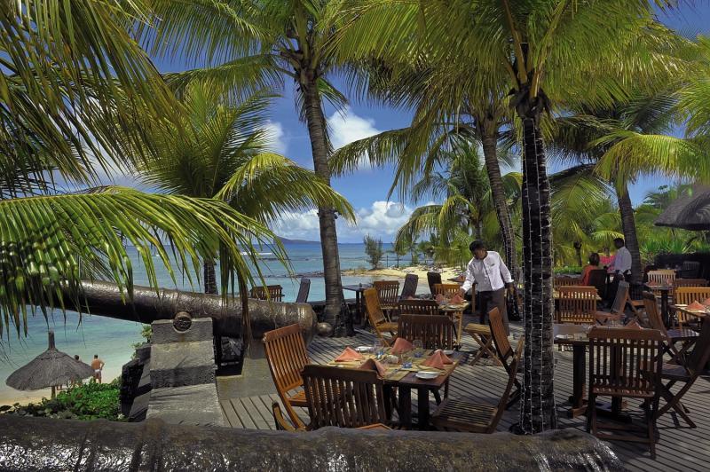 Canonnier Beachcomber Golf Resort & Spa Restaurant