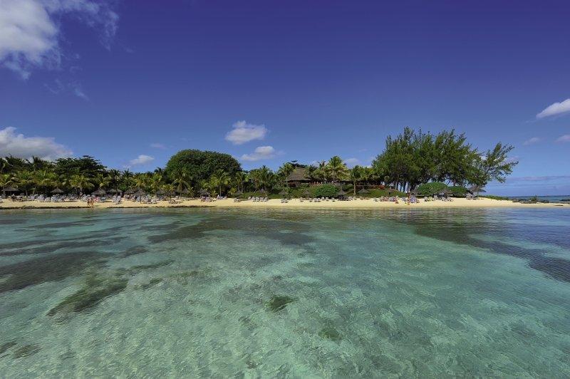 Canonnier Beachcomber Golf Resort & Spa Landschaft