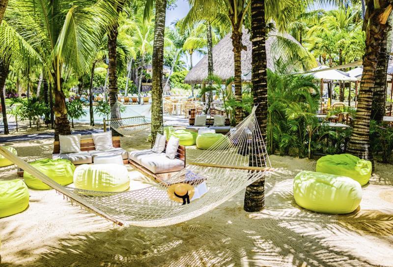 Canonnier Beachcomber Golf Resort & Spa Garten