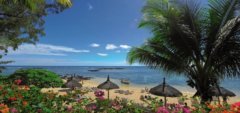 Canonnier Beachcomber Golf Resort & Spa Strand