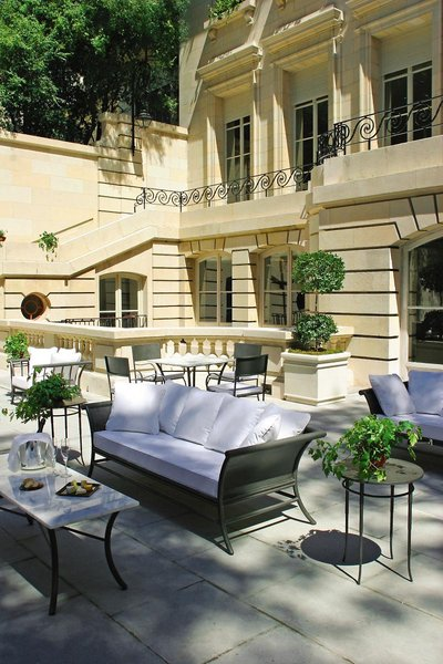 Palacio Duhau - Park Hyatt Buenos Aires Terrasse