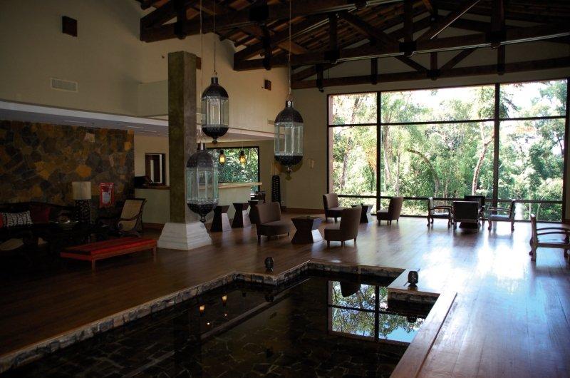 Loi Suites Iguazu Lounge/Empfang
