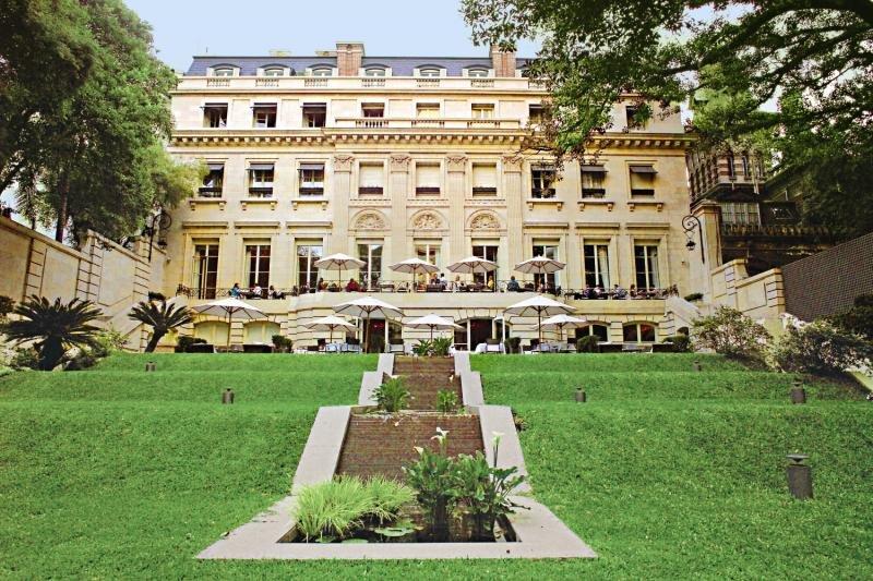Palacio Duhau - Park Hyatt Buenos Aires Außenaufnahme
