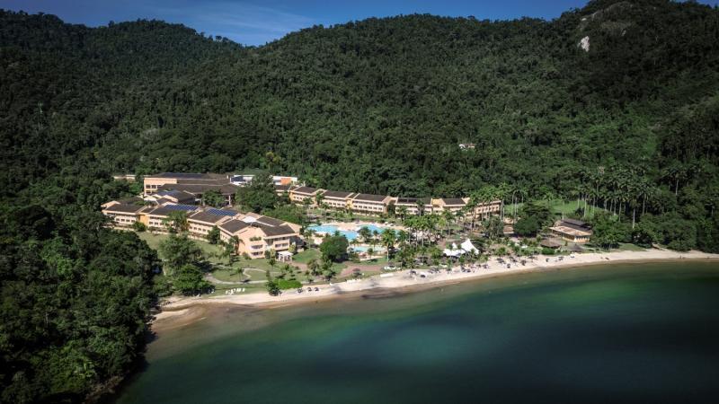 Vila Gale Eco Resort de Angra Landschaft