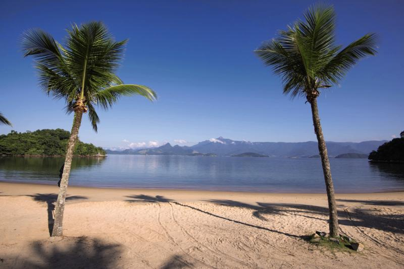 Vila Gale Eco Resort de Angra Strand
