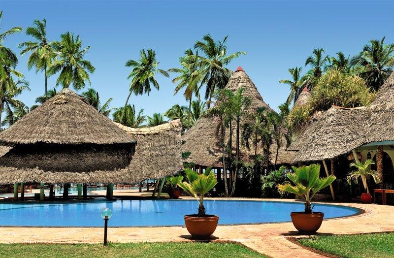 Neptune Paradise Beach Resort & Spa Pool
