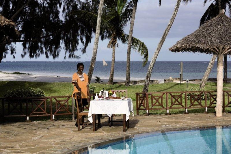 Neptune Paradise Beach Resort & Spa Garten