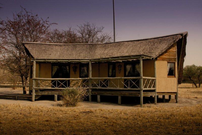 Deception Valley Lodge Außenaufnahme