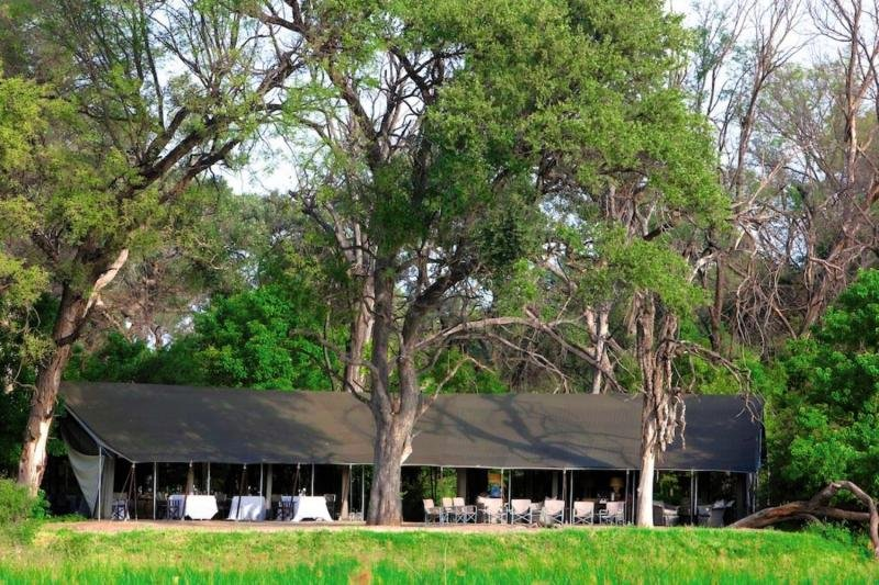Machaba Camp Restaurant
