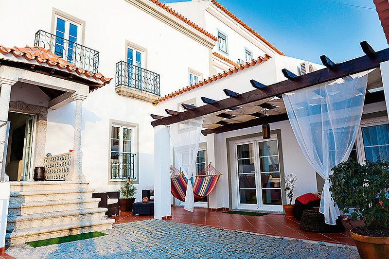 Casa do Platano Außenaufnahme