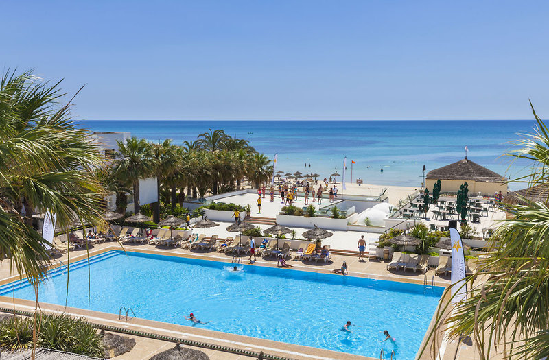 Hammamet Beach by Magic Hotels  Pool
