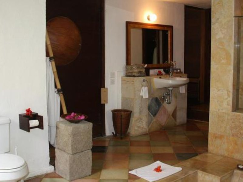 atta kaMaya Resort & Villas Badezimmer