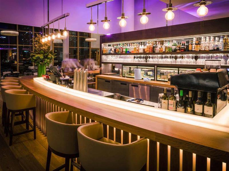 Novotel Sydney Darling Harbour Bar