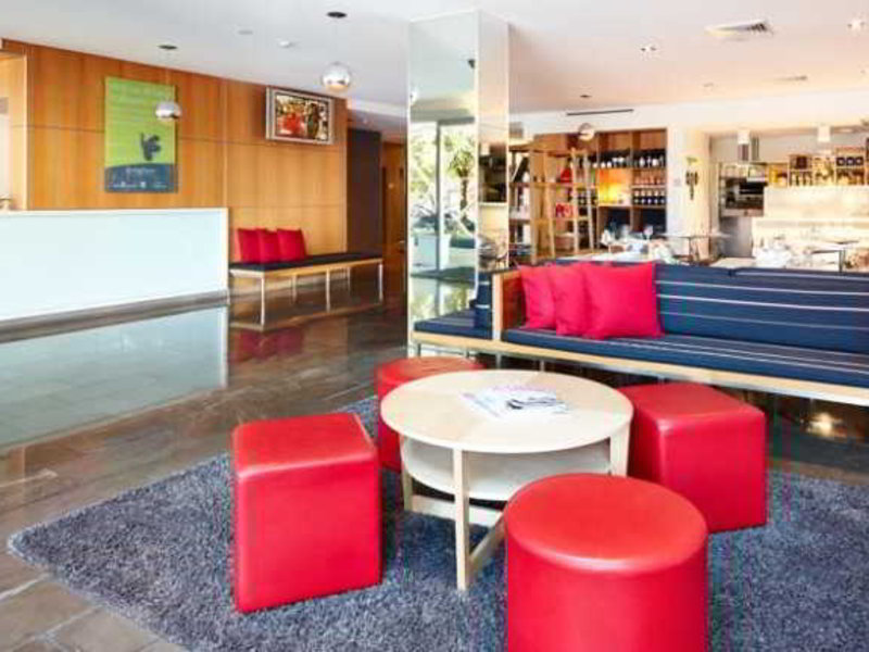 Hotel Urban St Leonards Lounge/Empfang