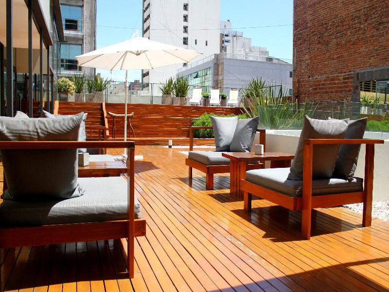Azur Real Hotel Boutique Terrasse