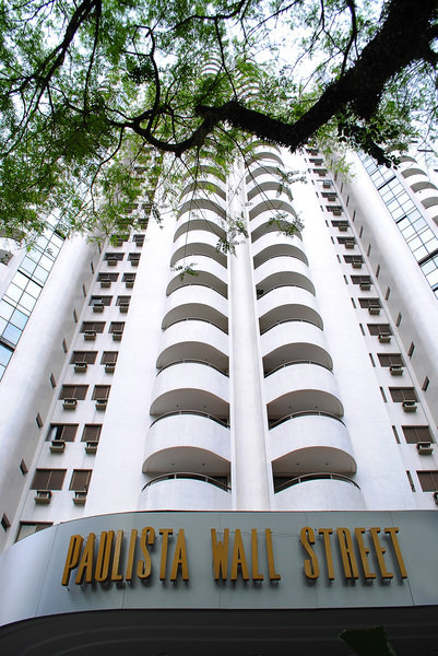 Paulista Wall Street Suites Außenaufnahme