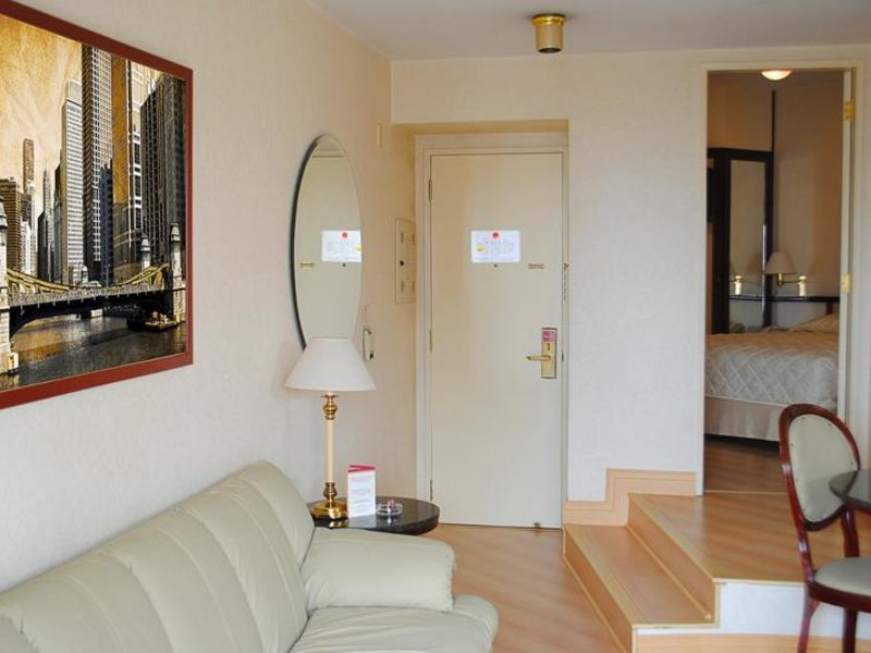Paulista Wall Street Suites Wohnbeispiel