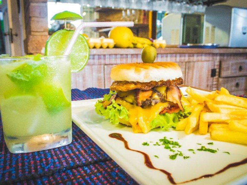Pousada Janellas Do Mar Restaurant