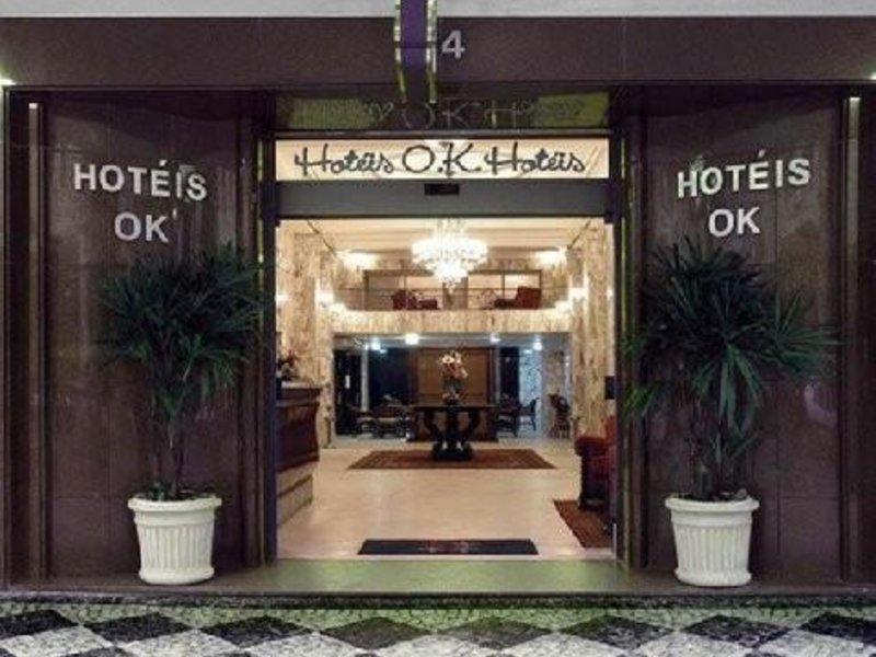 Hotel Ok Außenaufnahme