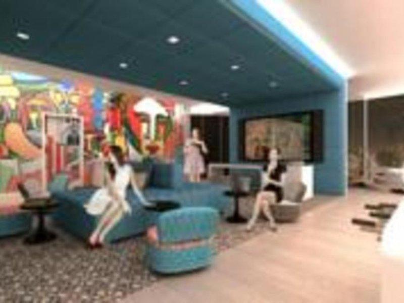 W Panama Lounge/Empfang