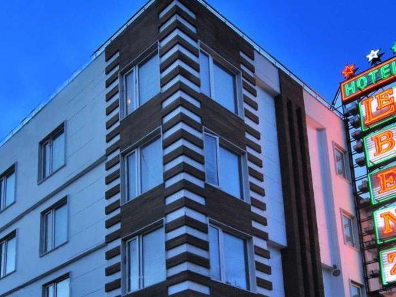 Hotel Le Benz Außenaufnahme