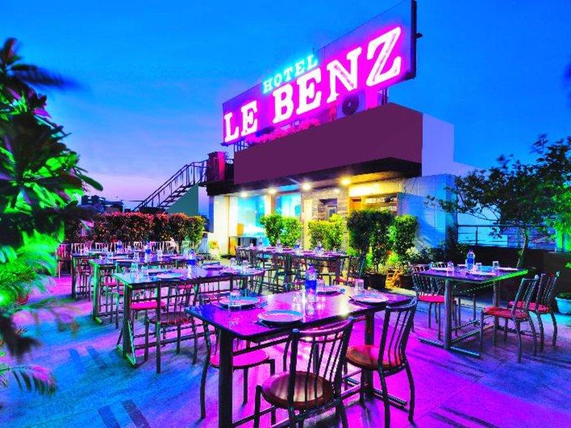Hotel Le Benz Terrasse