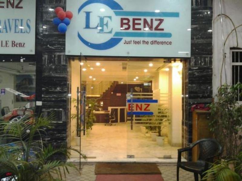 Hotel Le Benz Bar