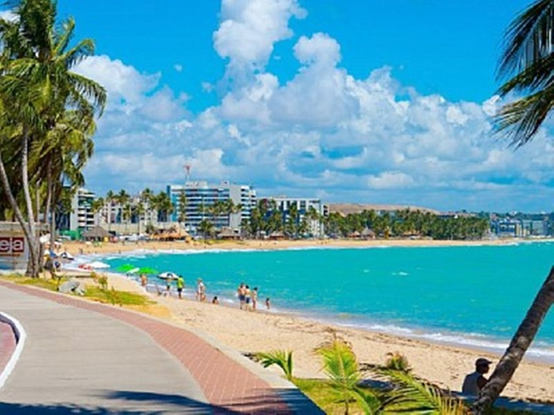 Saint Patrick Praia Hotel Strand