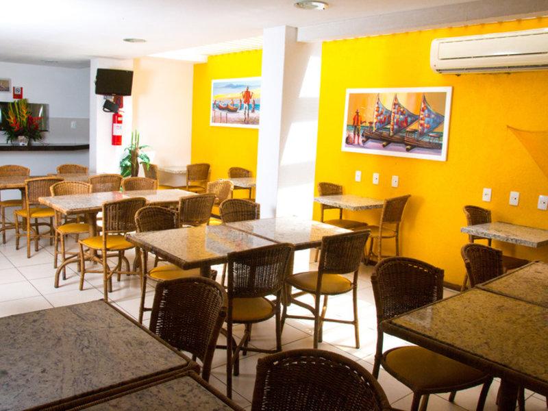 Saint Patrick Praia Hotel Restaurant