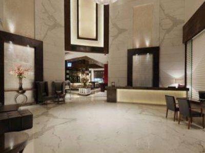Ramada Gurgaon Central Lounge/Empfang