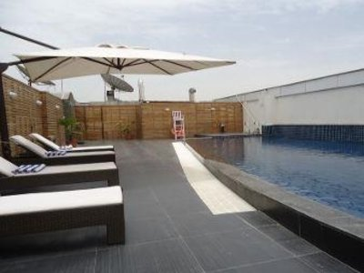 Ramada Gurgaon Central Pool