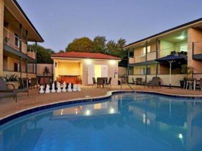 Kalbarri Edge Resort Pool