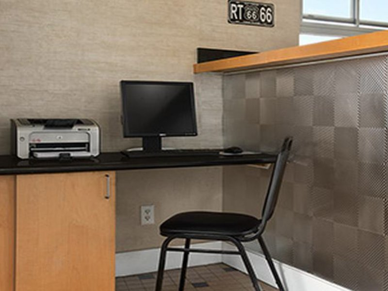 Travelodge Flagstaff Lounge/Empfang