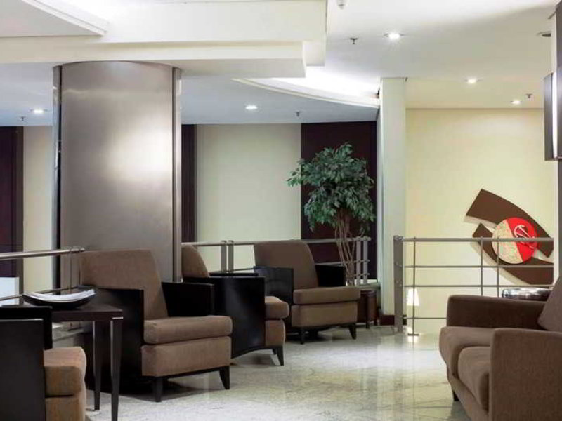 Green Place Flat Ibirapuera Lounge/Empfang
