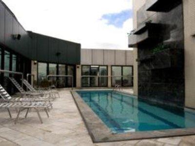 Green Place Flat Ibirapuera Pool