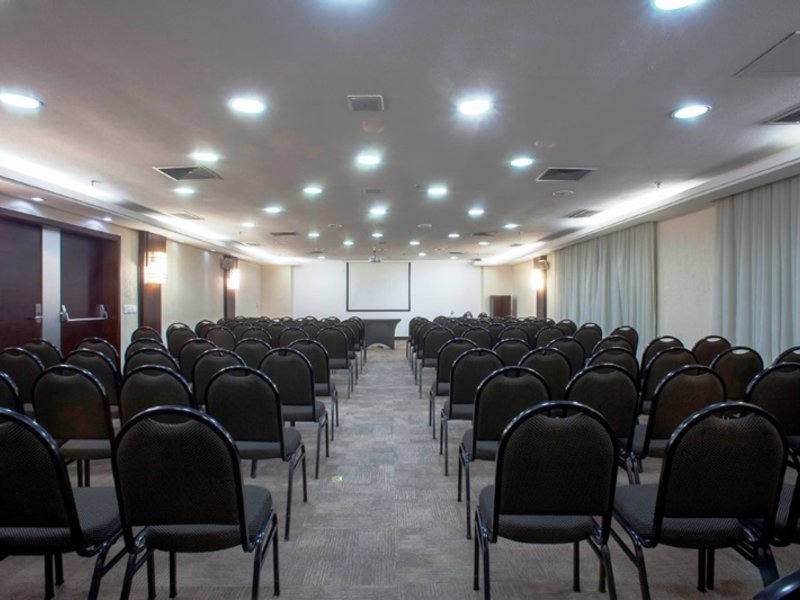 Green Place Flat Ibirapuera Konferenzraum