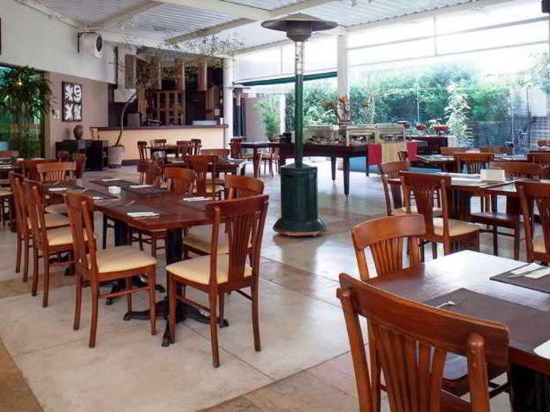 Green Place Flat Ibirapuera Restaurant
