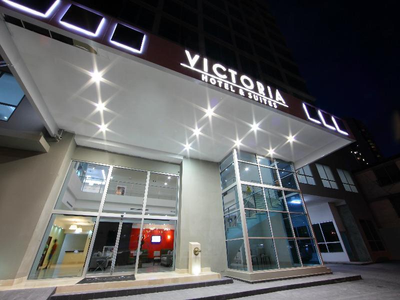 Victoria Hotel & Suites Panama Außenaufnahme