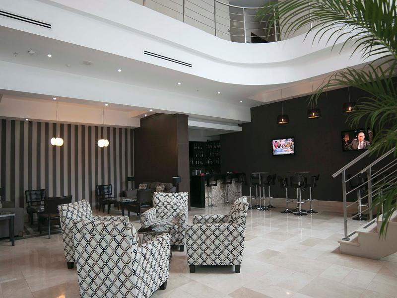 Victoria Hotel & Suites Panama Lounge/Empfang