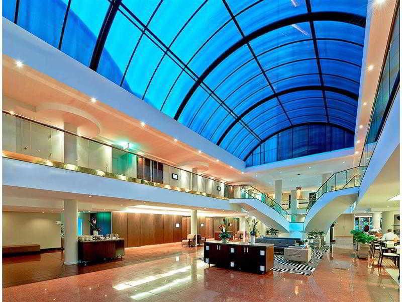 Novotel Sydney Parramatta Lounge/Empfang
