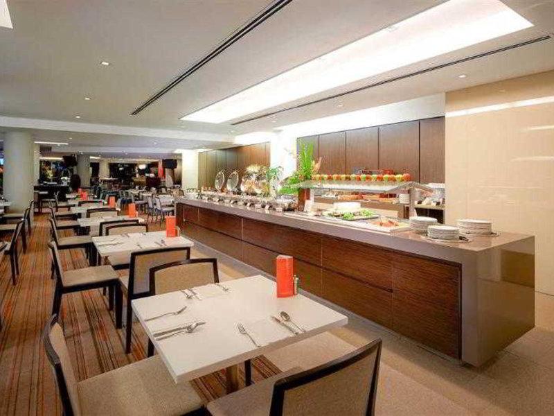 Novotel Sydney Parramatta Restaurant