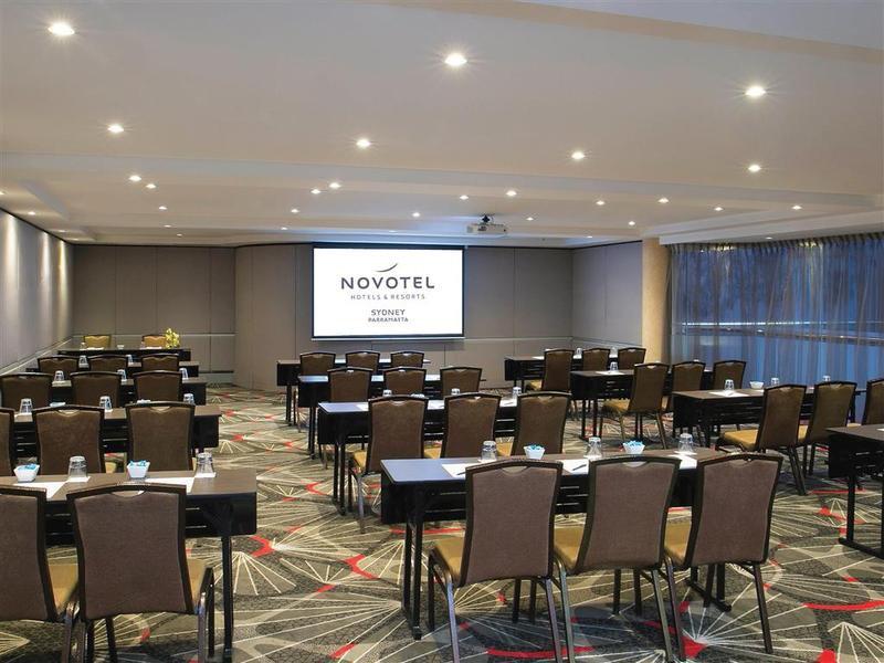 Novotel Sydney Parramatta Konferenzraum