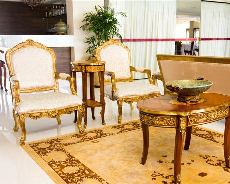 Best Western Premier Majestic Ponta Negra Beach Lounge/Empfang