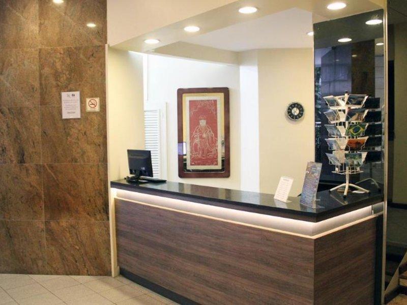 Toledo Copacabana Hotel Lounge/Empfang