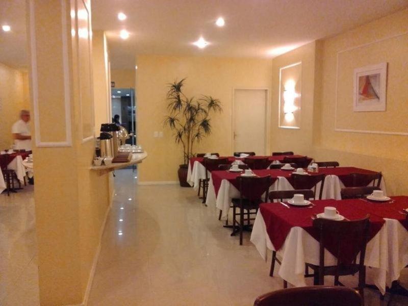 Toledo Copacabana Hotel Restaurant