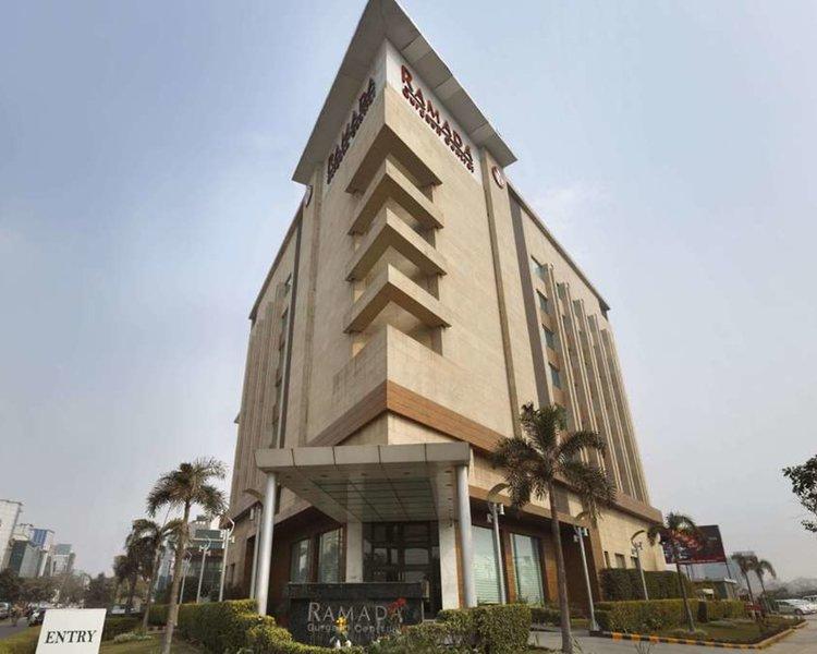 Ramada Gurgaon Central Außenaufnahme