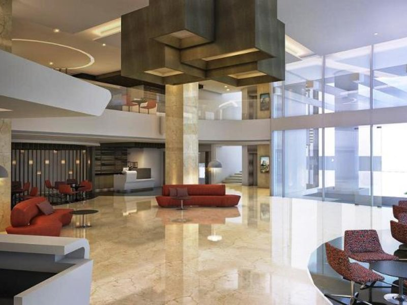 Grandia Hotel Lounge/Empfang